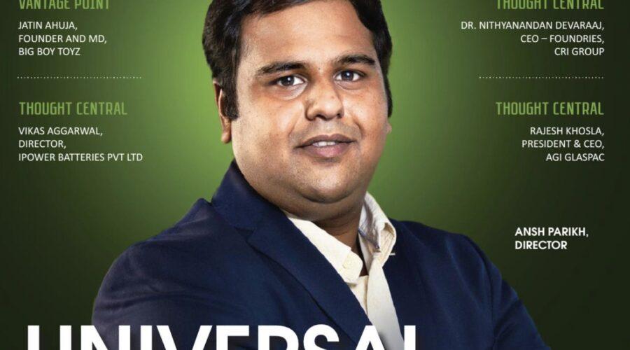 ansh parikh industry outlook